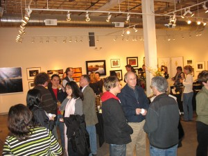 Kick-off party at the Sebastopol Center for the Arts